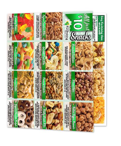 $10 Simple Snacks